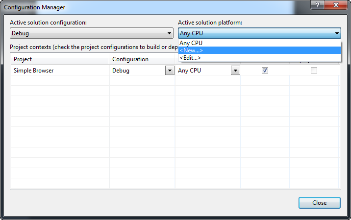 WebKit ActiveX